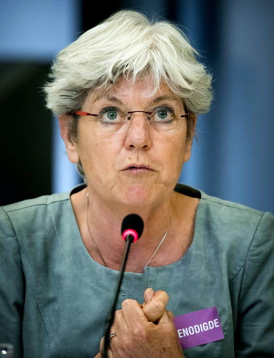 Ella Kalsbeek, voorzitter Landelijke Huisartsen Vereniging