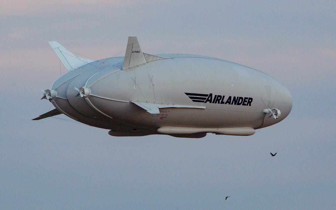 De Airlander 10 in 2016.