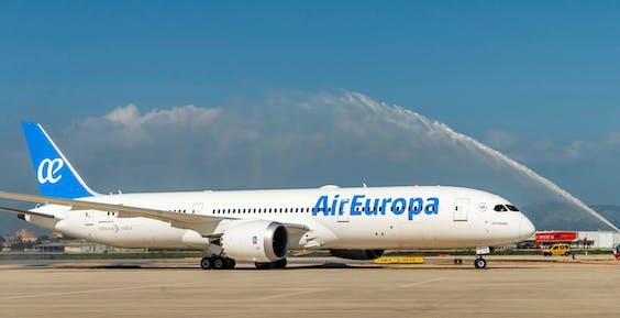 Boeing 787 van Air Europa.