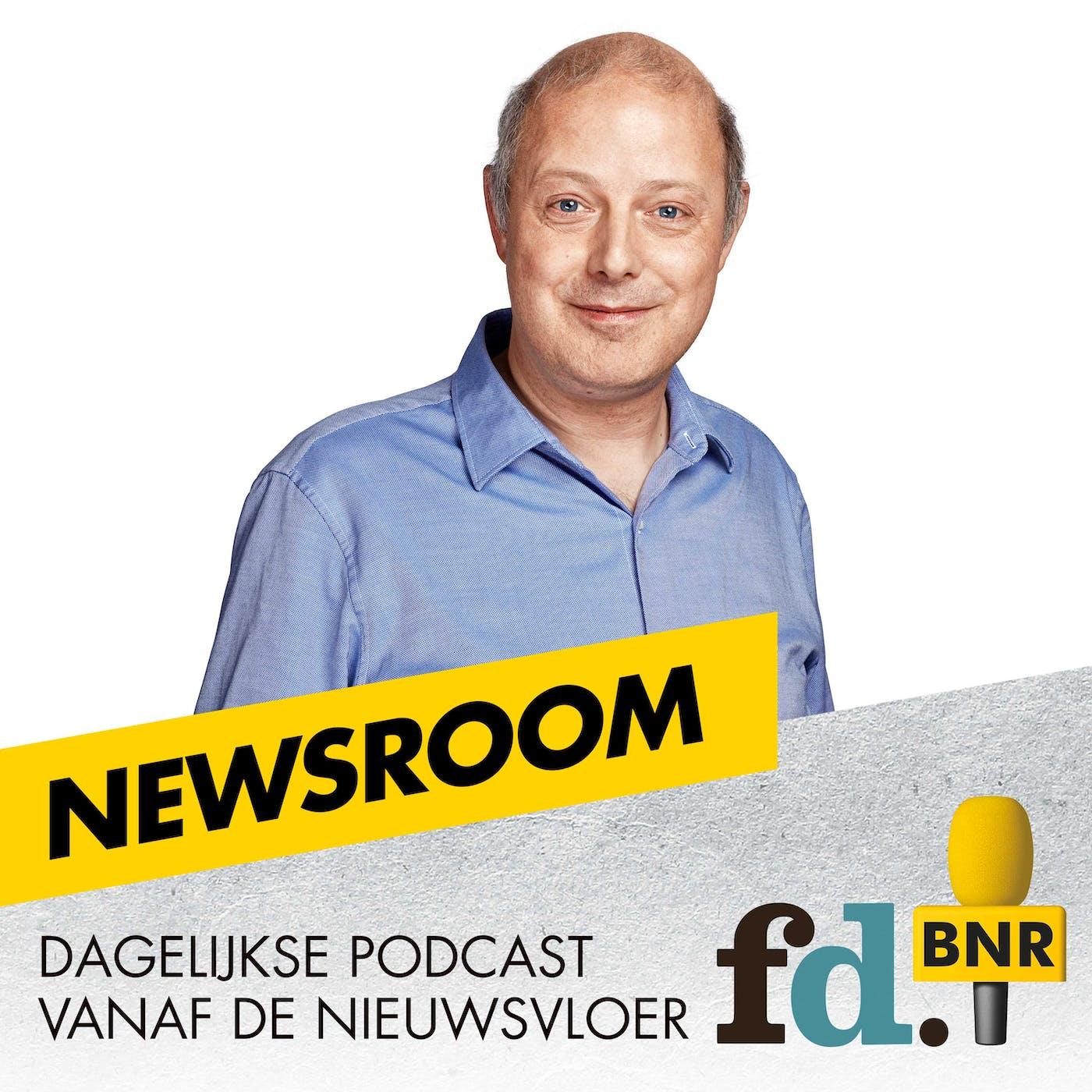 0b91c7d3e3f Podcast Luisteren (PodNL): Newsroom   BNR