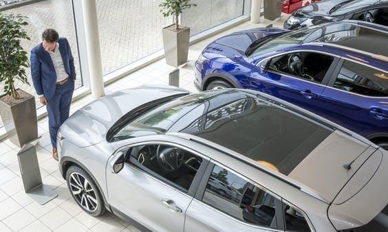 Het aantal nieuw verkochte auto's is fors gedaald waardoor ook de bpm-opbrengst afneemt