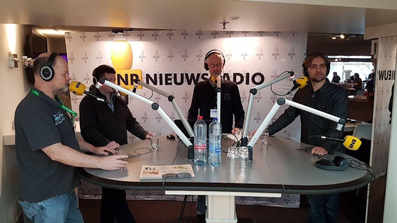 Deze uitzending van BNR Digitaal is opgenomen op de Oracle Cloud Day in het NBC Congrescentrum Nieuwegein