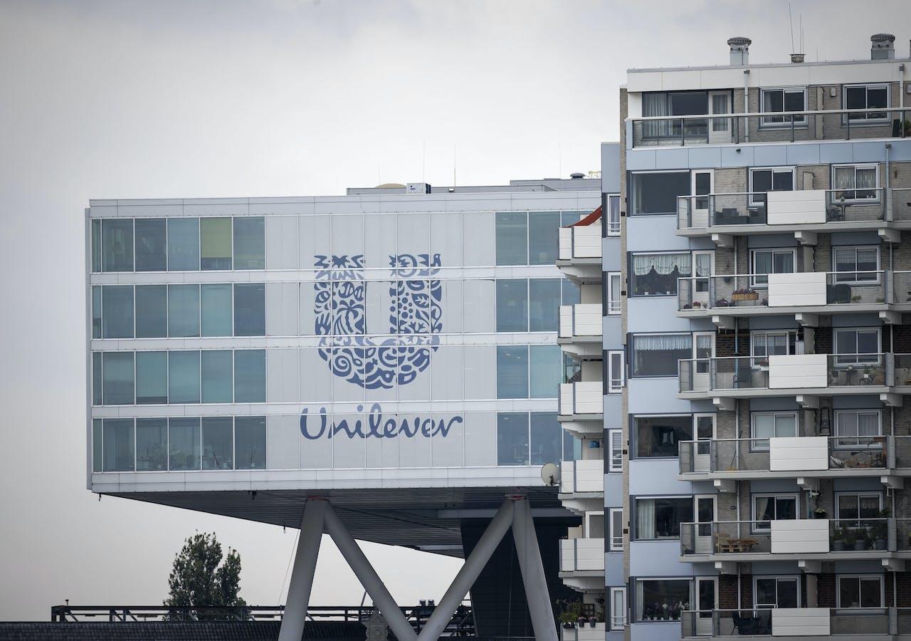 Hoofdkantoor van Unilever in Rotterdam