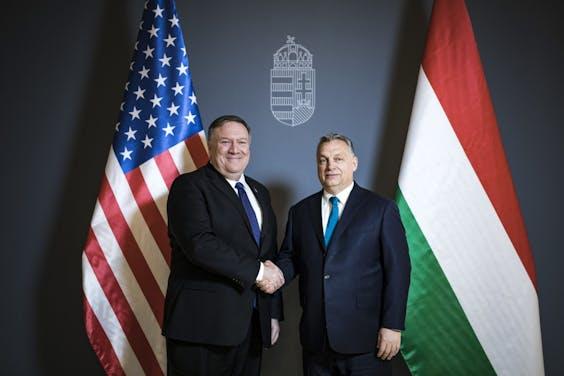 EPA/Balazs Szecsodi/Hungarian Prime Minister's Press Office/