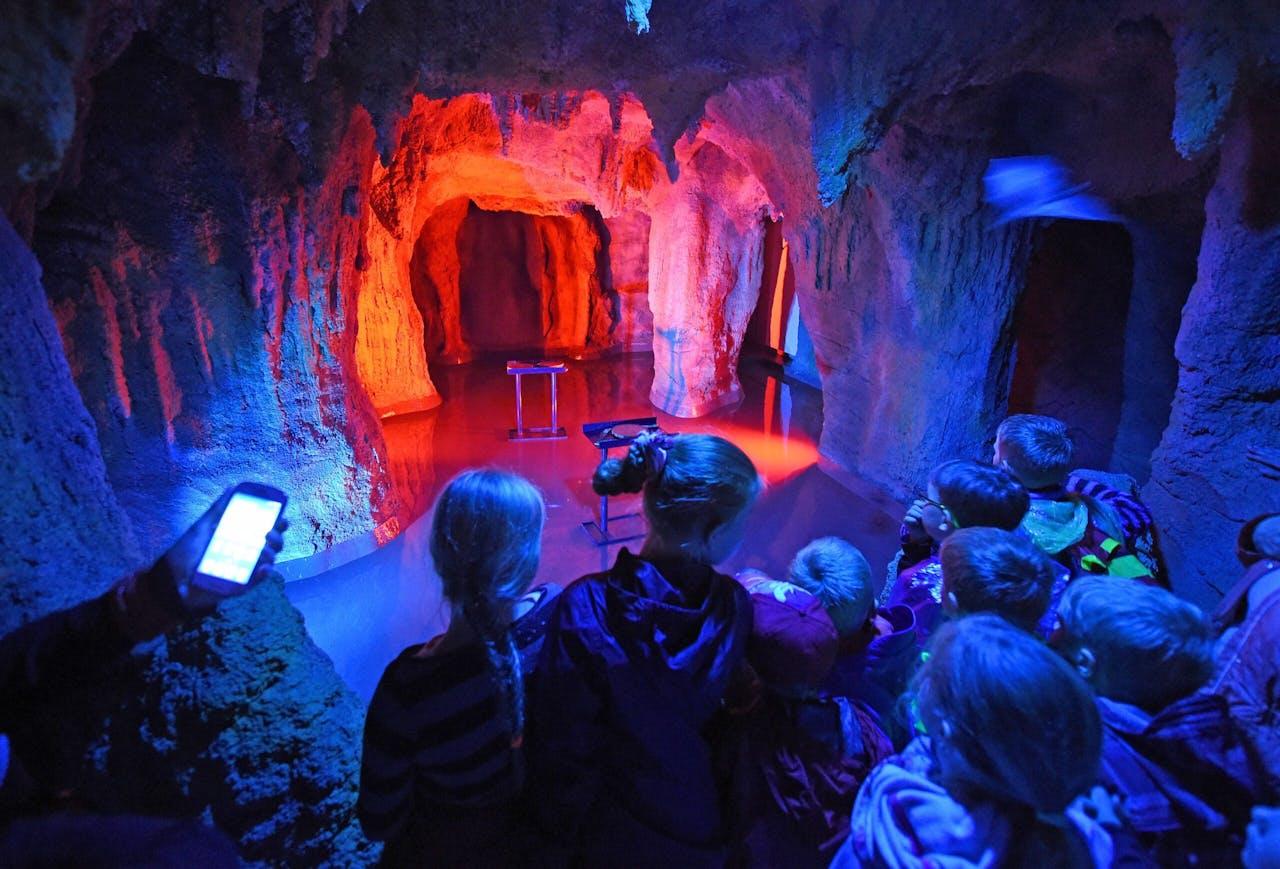 Een grot waar ook vleermuizen zich thuisvoelen