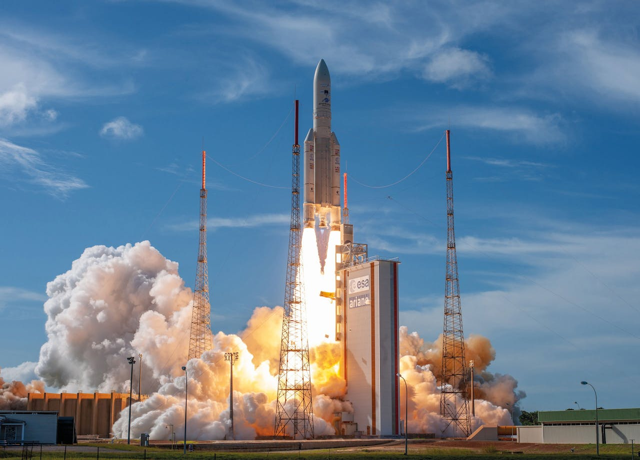 Ariane 5 (European Space Agency)