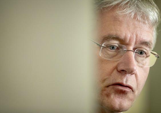 Minister Arie Slob voor Basis- en Voortgezet Onderwijs en Media