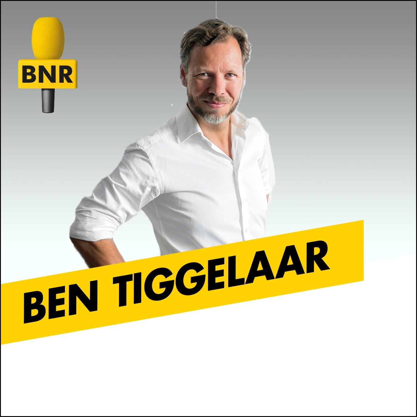 De Ben Tiggelaar Podcast   BNR logo
