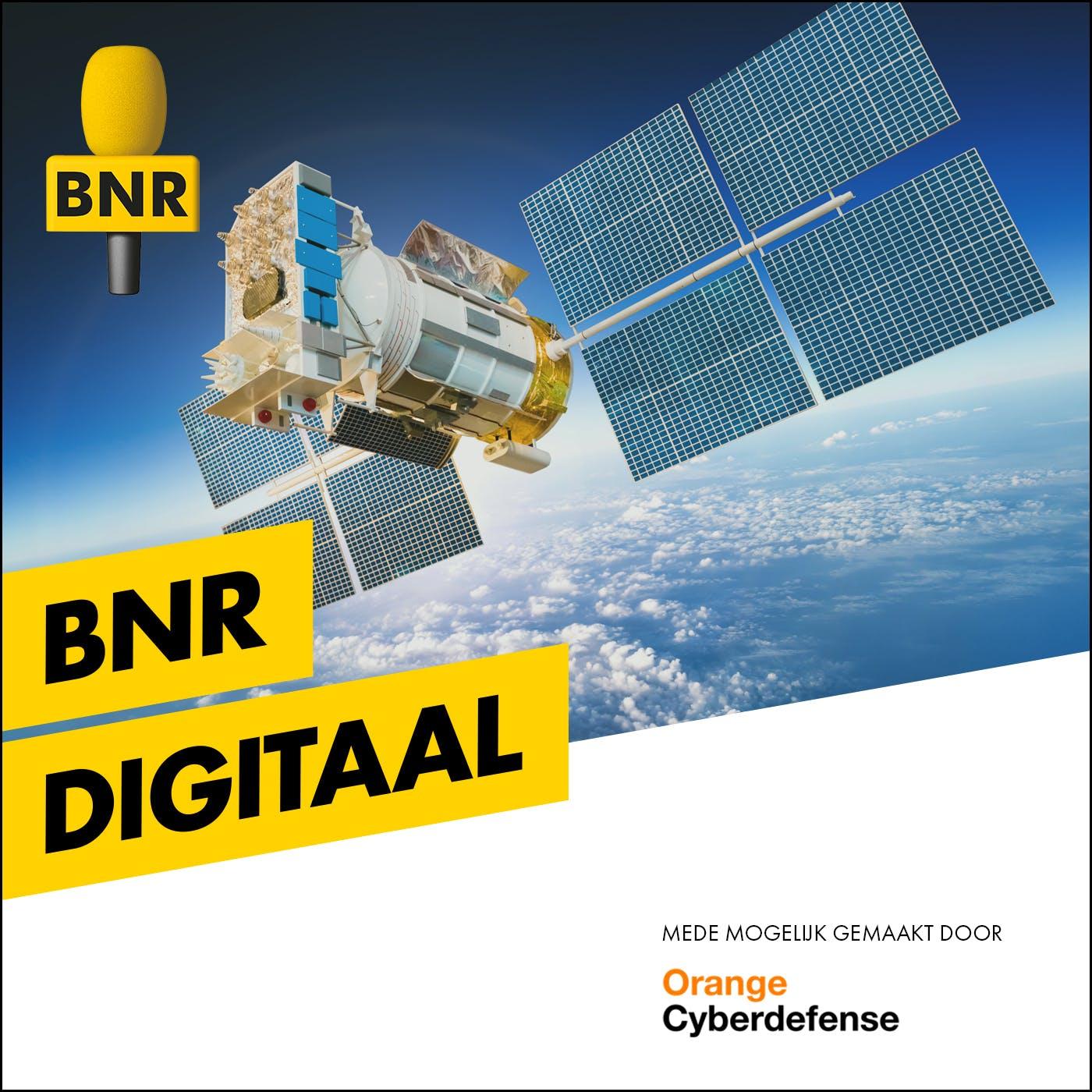 Digitaal | BNR logo