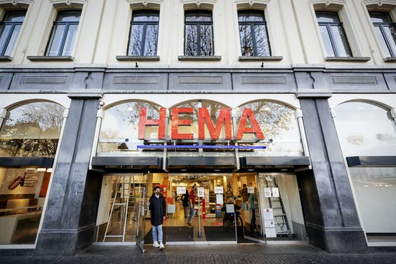 Exterieur Hema
