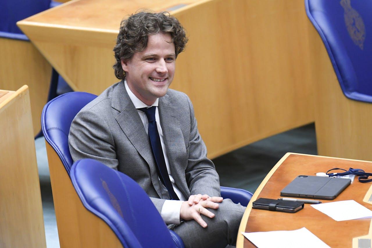 Henri Bontenbal, Kamerlid van het CDA.