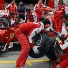 Formule-1 team op de intensive care