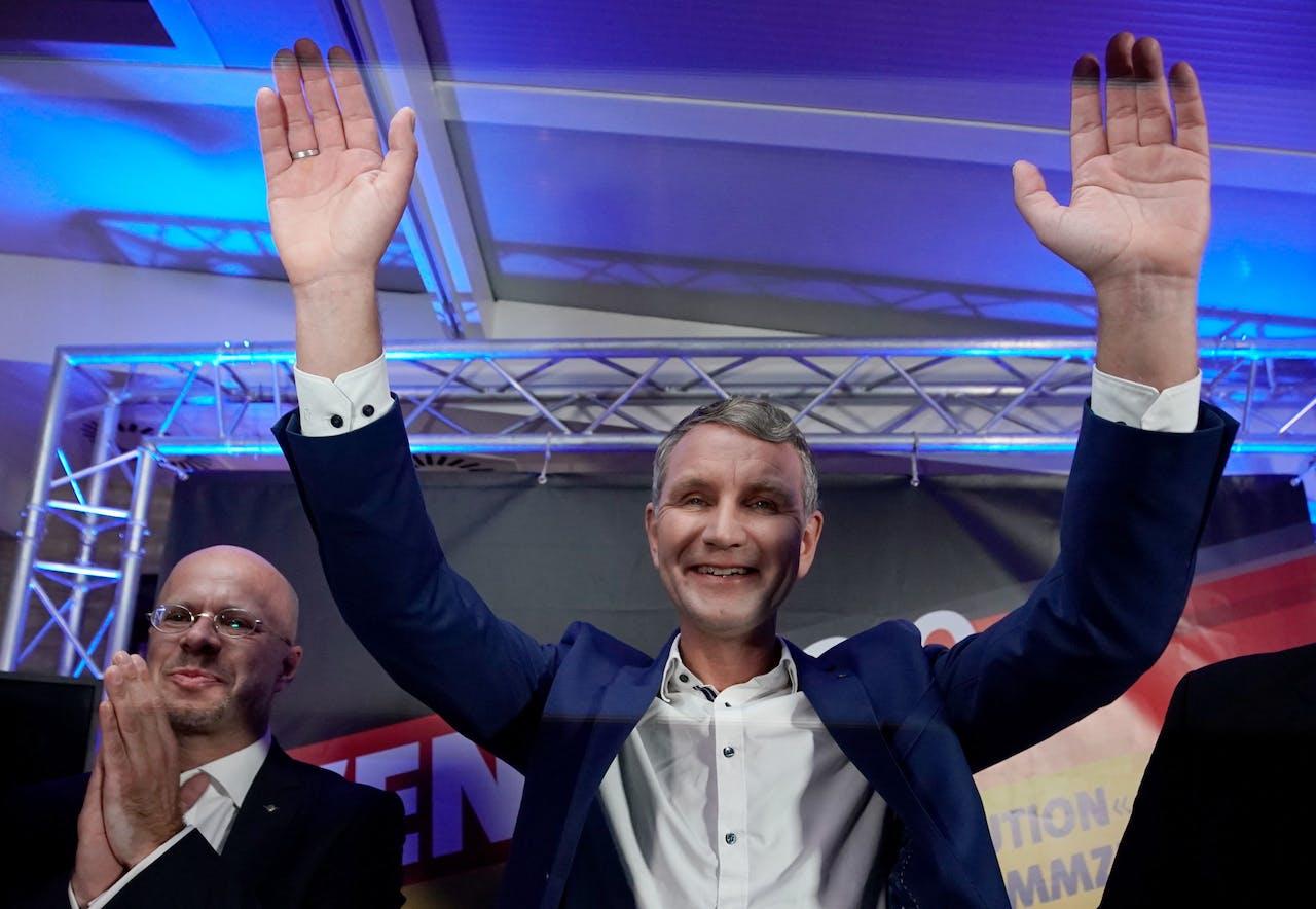 Björn Höcke, de omstreden voorman van Alternative für Deutschland