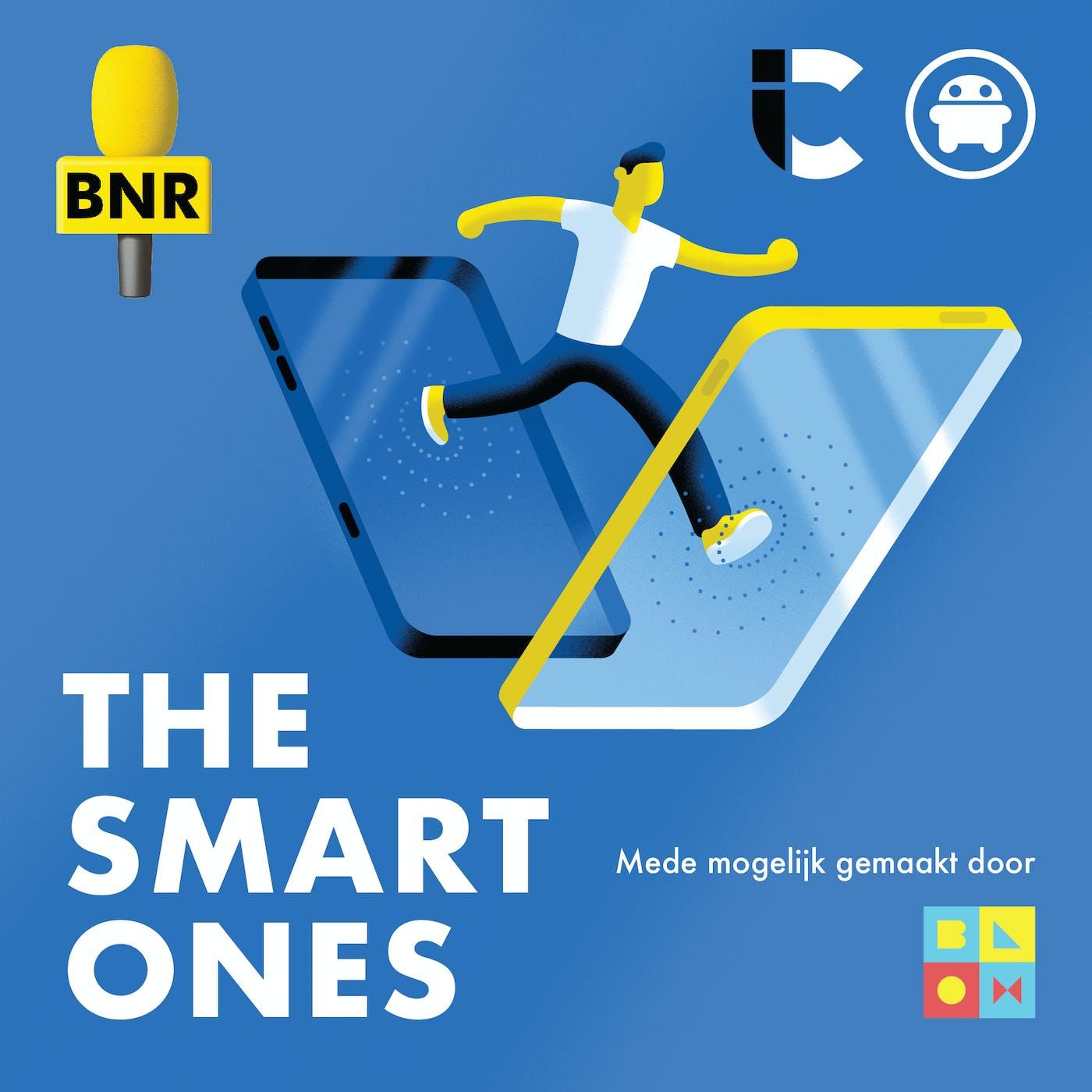 The Smart Ones   BNR logo
