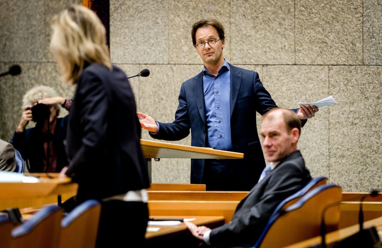 Ronald van Raak (SP) reageert op Kajsa Ollongren, minister van Binnenlandse Zaken