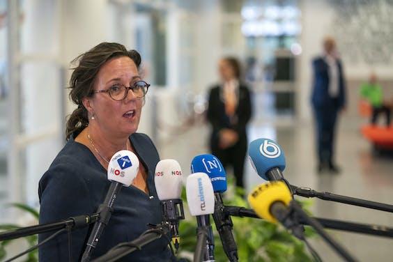Minister van Ark van Medische Zorg