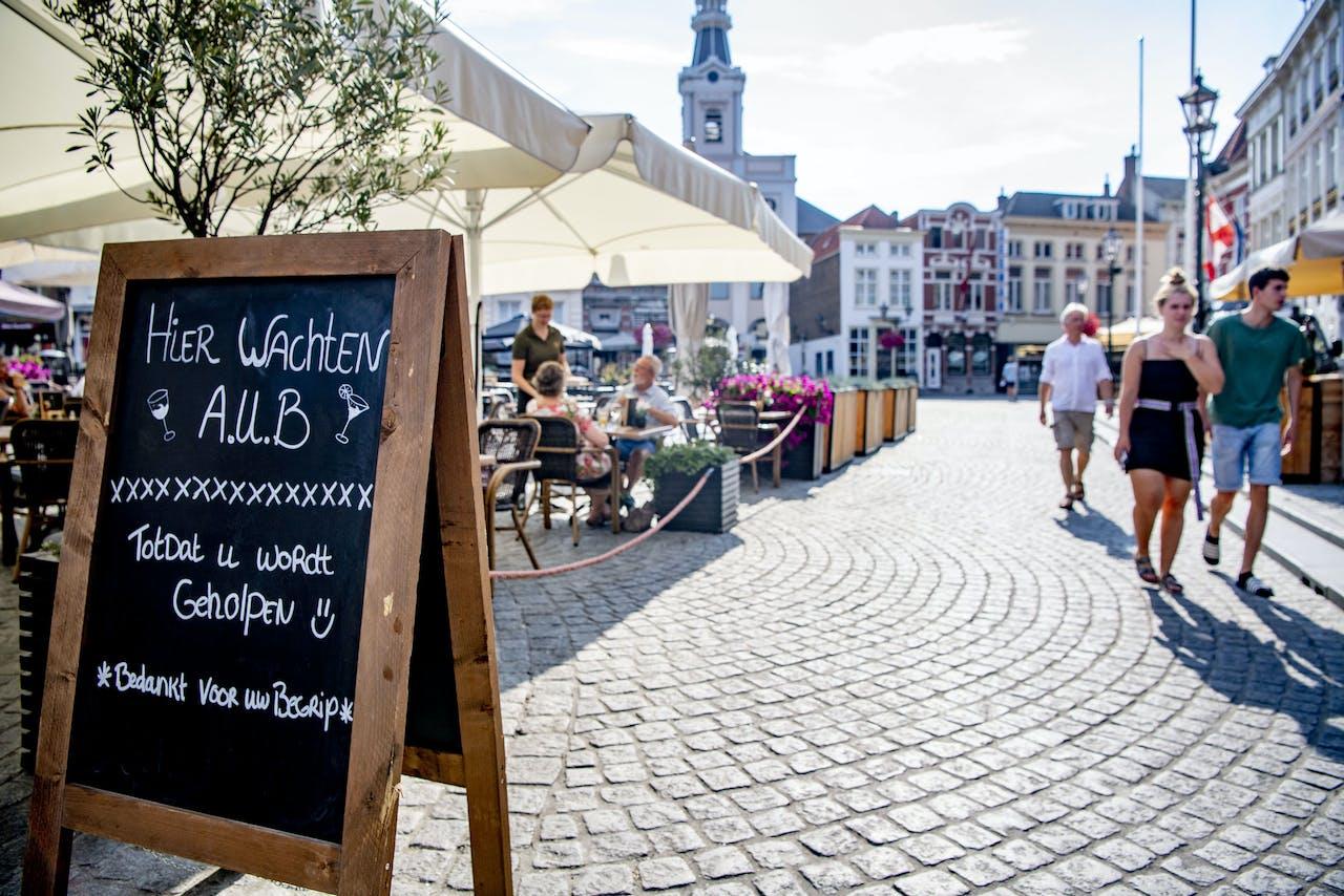 Geen extra coronamaatregelen Bergen op Zoom