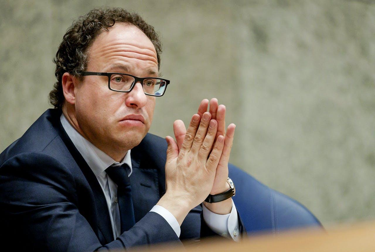 Minister Koolmees van Sociale Zaken.