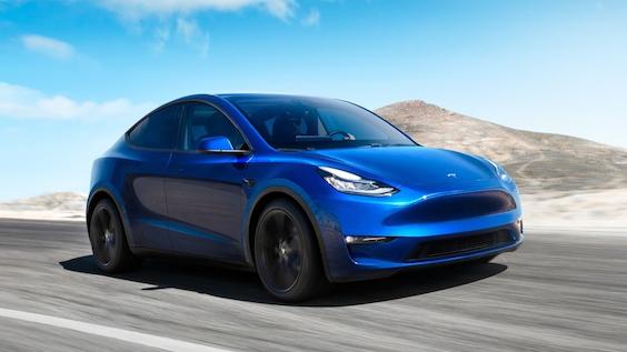 Naar verwachting komt de Model Y van Tesla voor het einde van dit jaar naar Nederland
