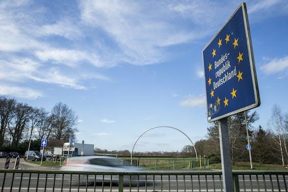 Duitsland is begonnen met grenscontroles
