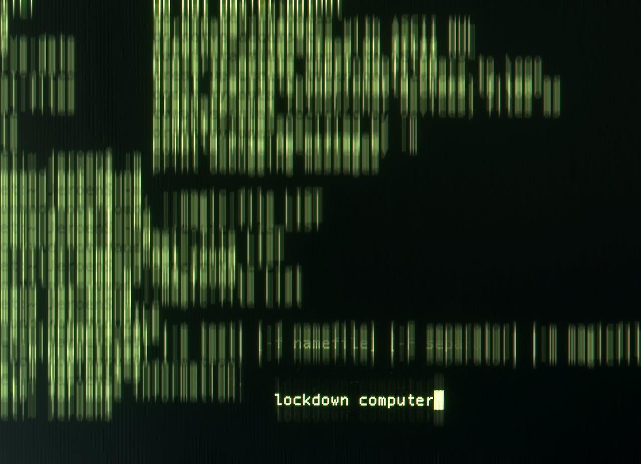 Illustratie rondom ransomware