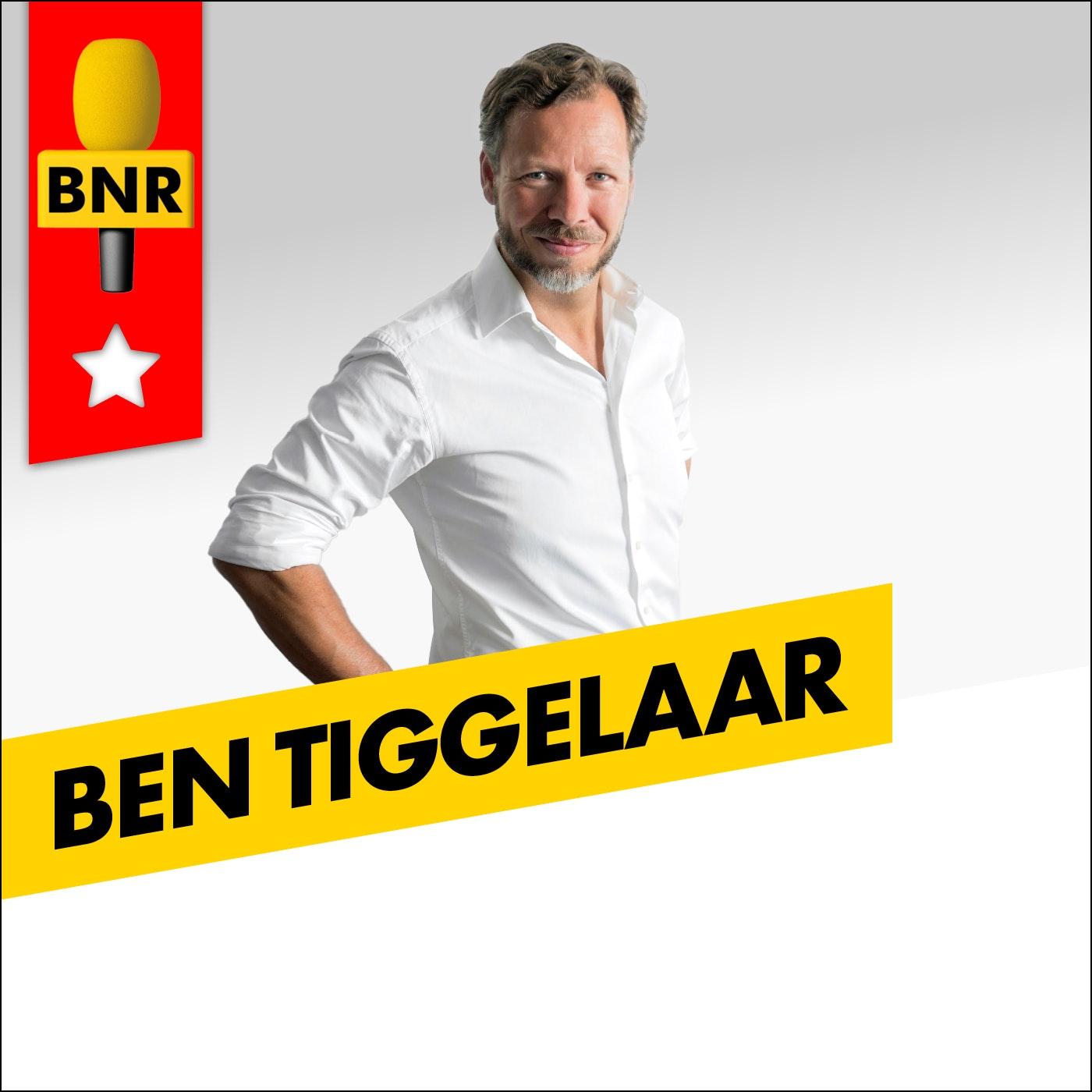 De Ben Tiggelaar Podcast | BNR logo