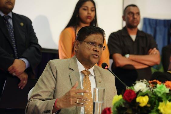 Chan Santokhi (VHP)