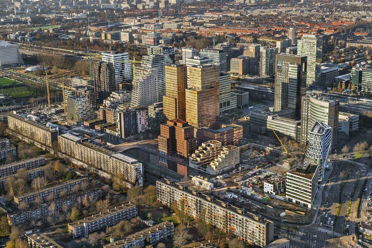 De Amsterdamse Zuidas