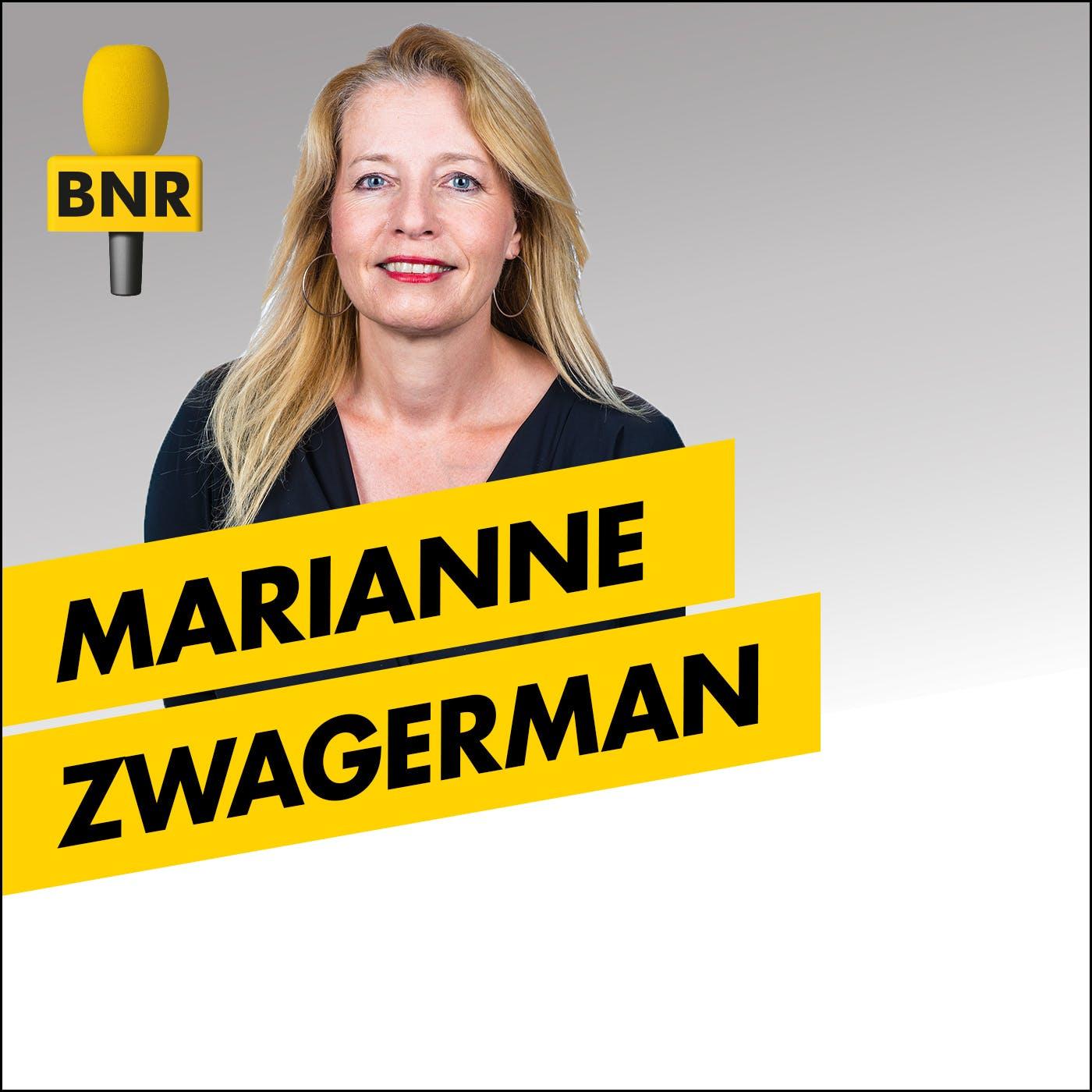 Marianne Zwagerman | BNR logo