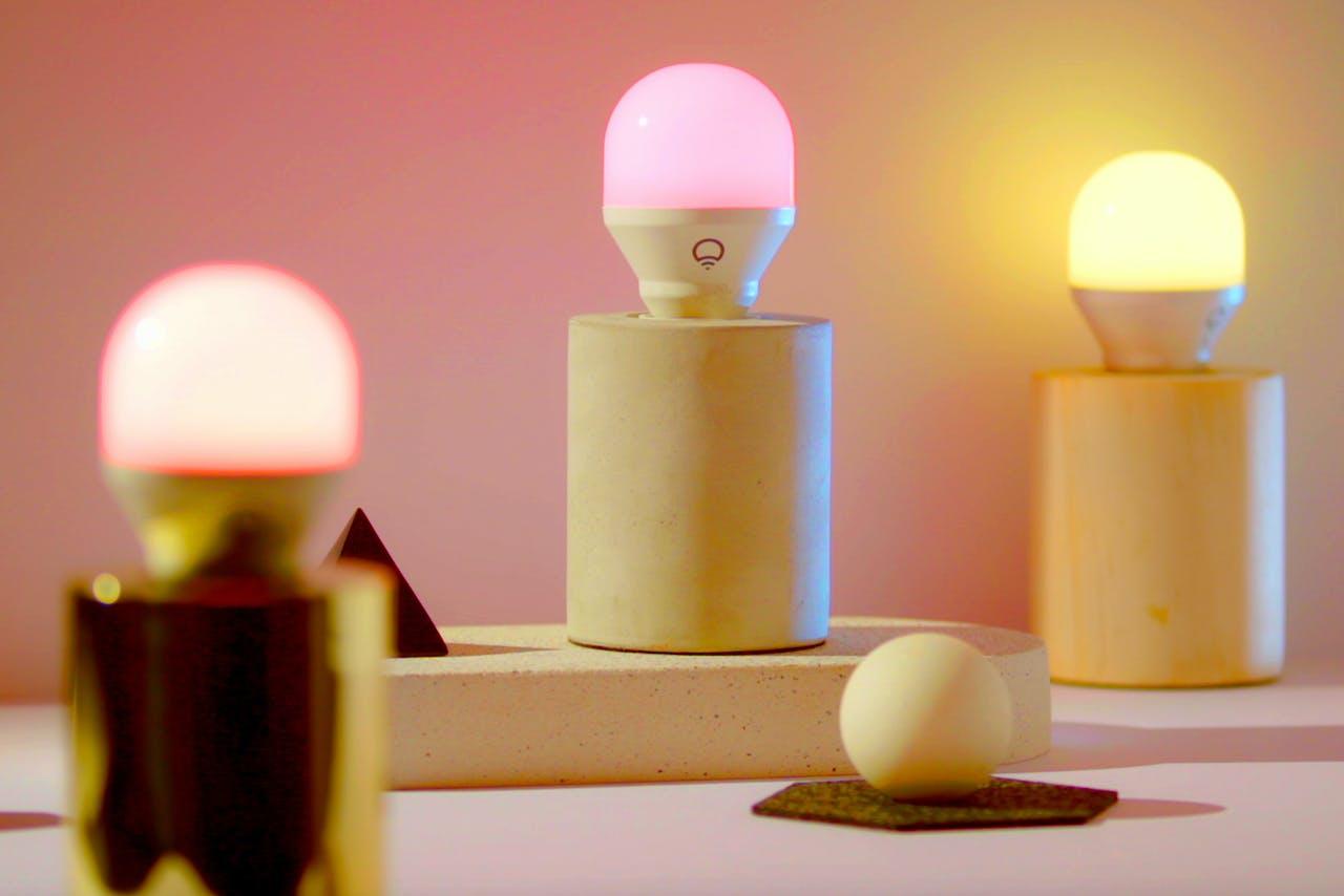 De LIFX Mini Color-lampen