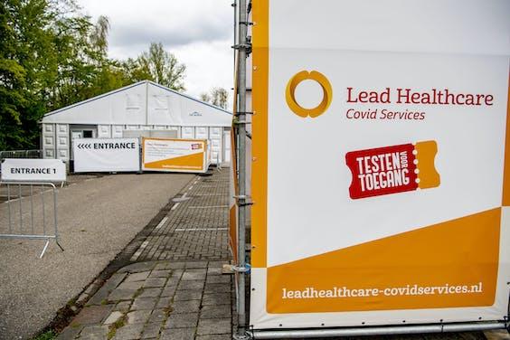 Testlokatie in Rotterdam