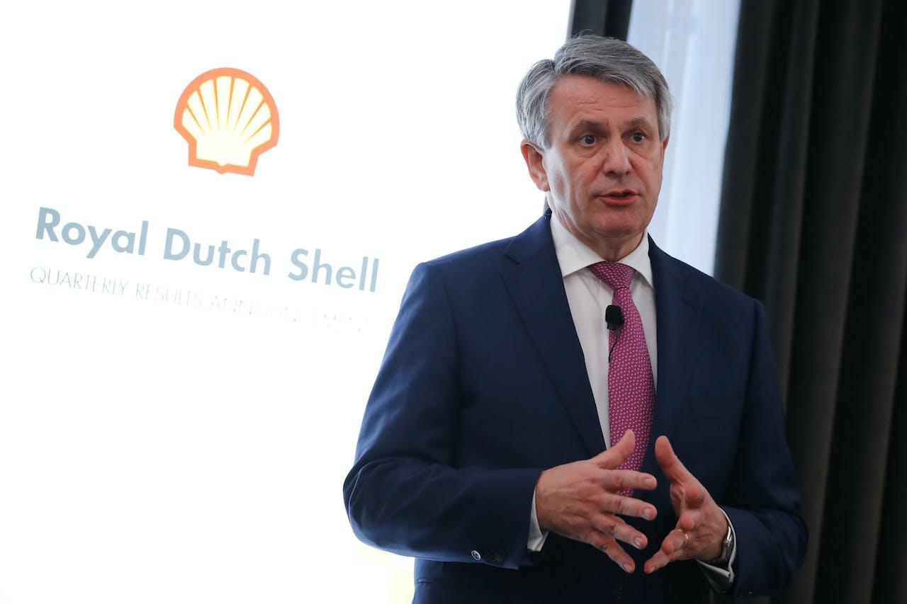 Shell-CEO Ben van Beurden