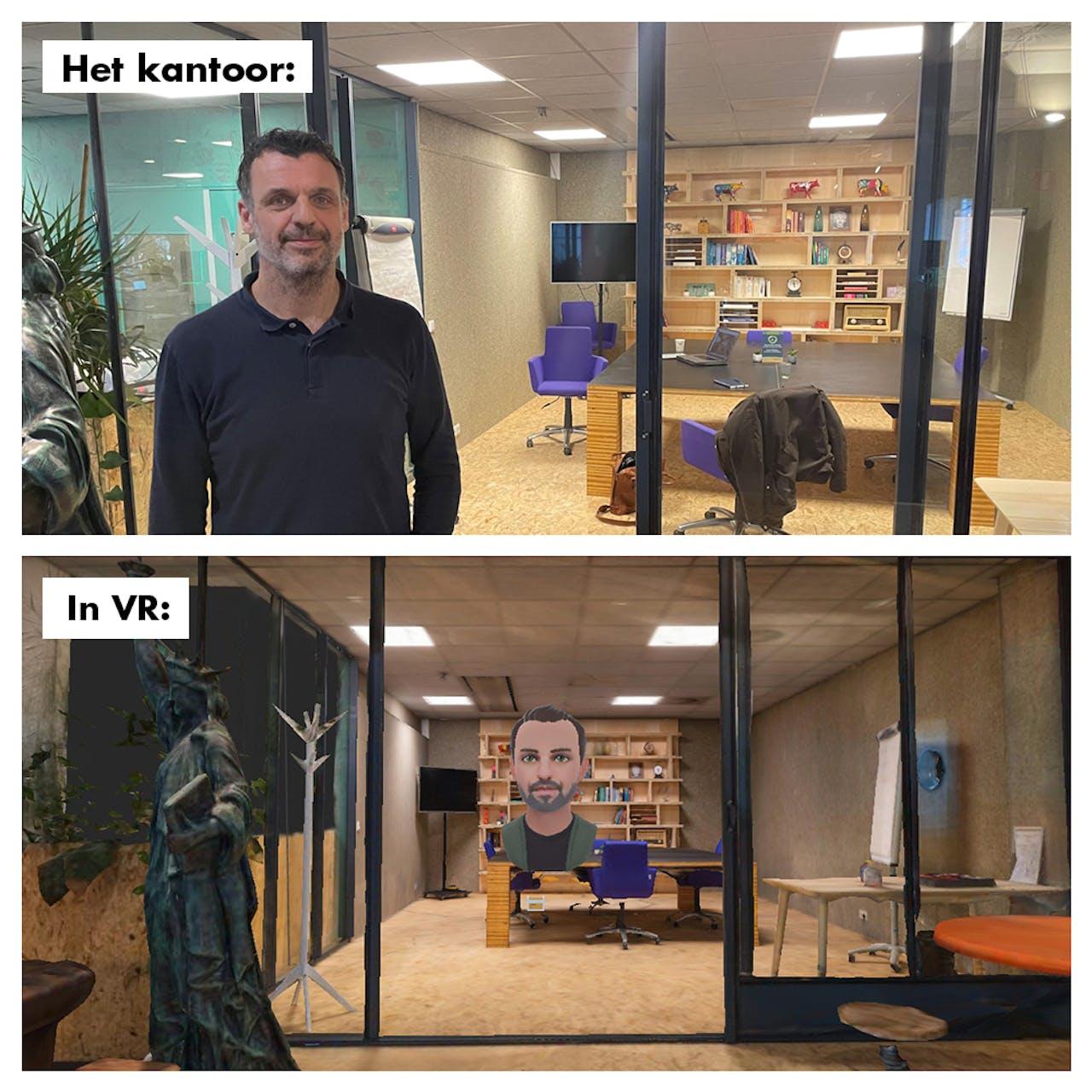 Marcel Nicolaas van Seats2meet Utrecht