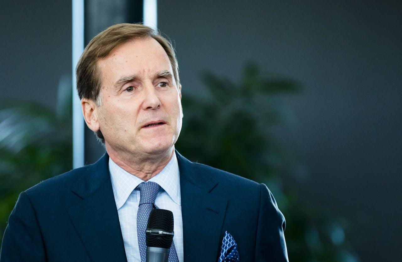 Paul Koster, directeur van de Vereniging van Effectenbezitters (VEB).