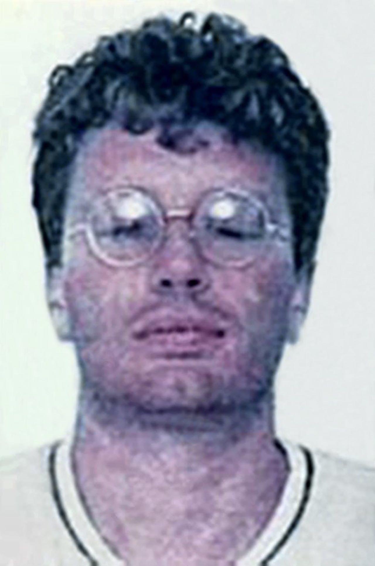 Archieffoto van de in 2005 vermoorde John Mieremet