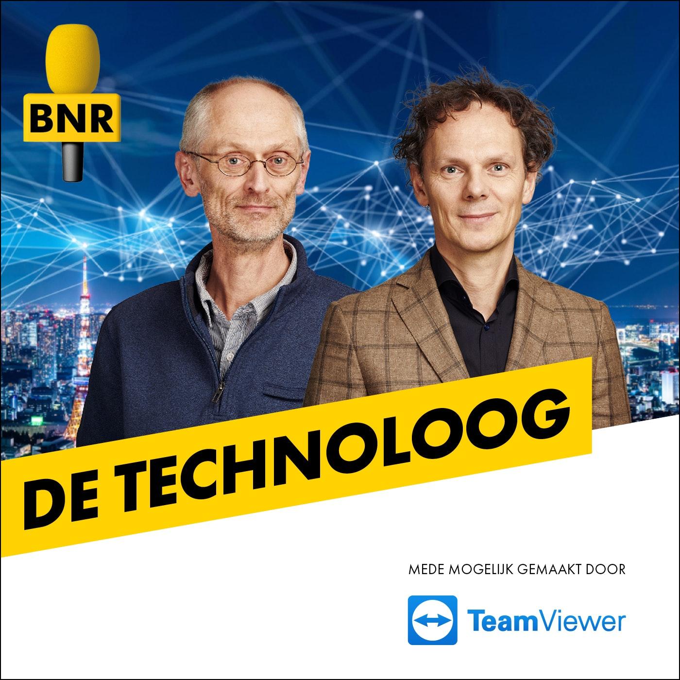 De Technoloog | BNR logo