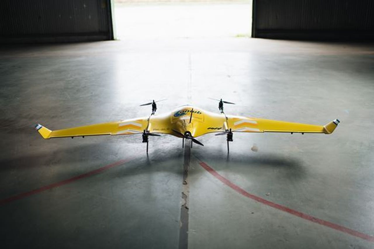 De medische drone