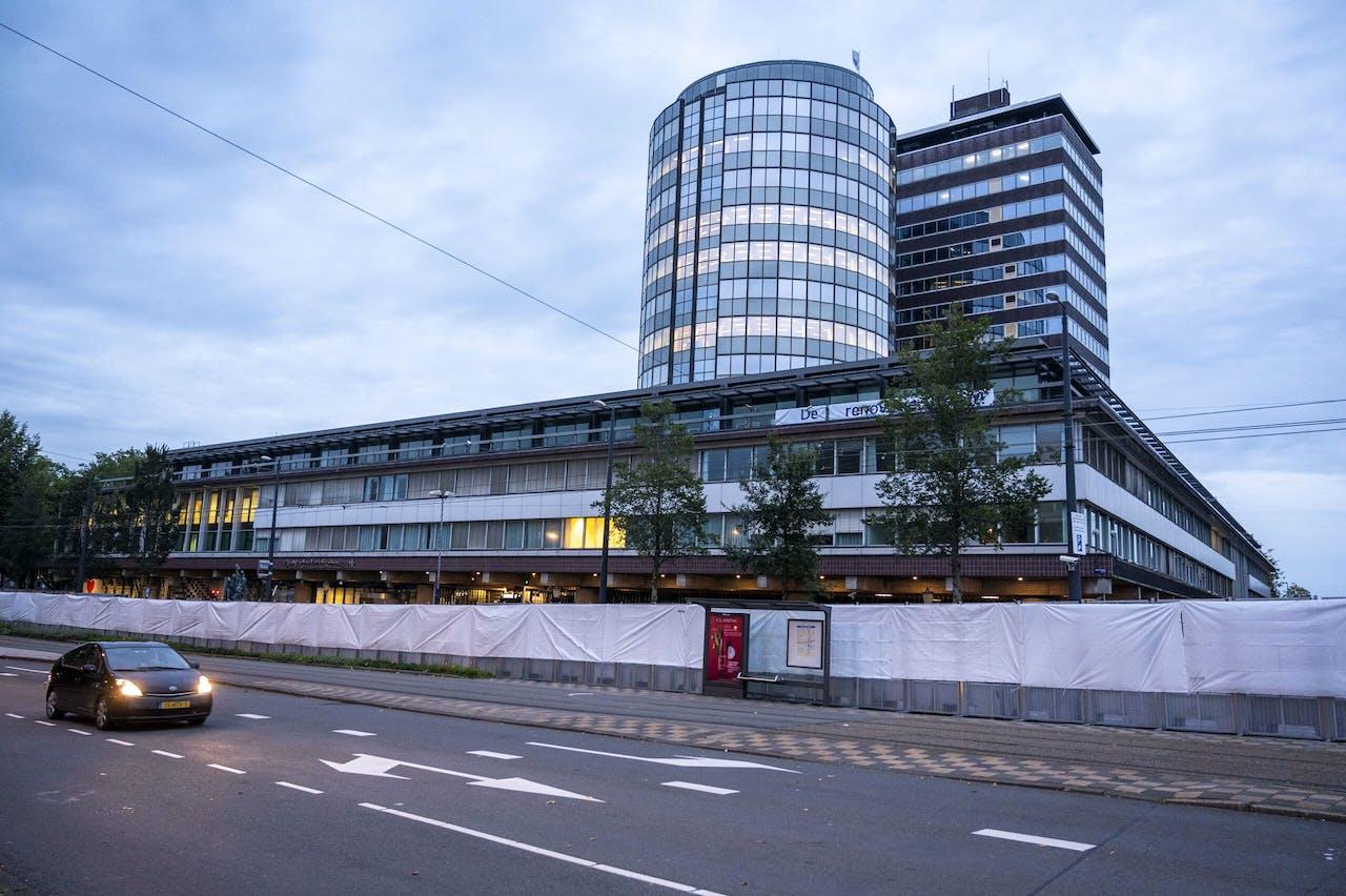 De Nederlandsche Bank, waar de negatieve inflatie nog niet heeft toegeslagen