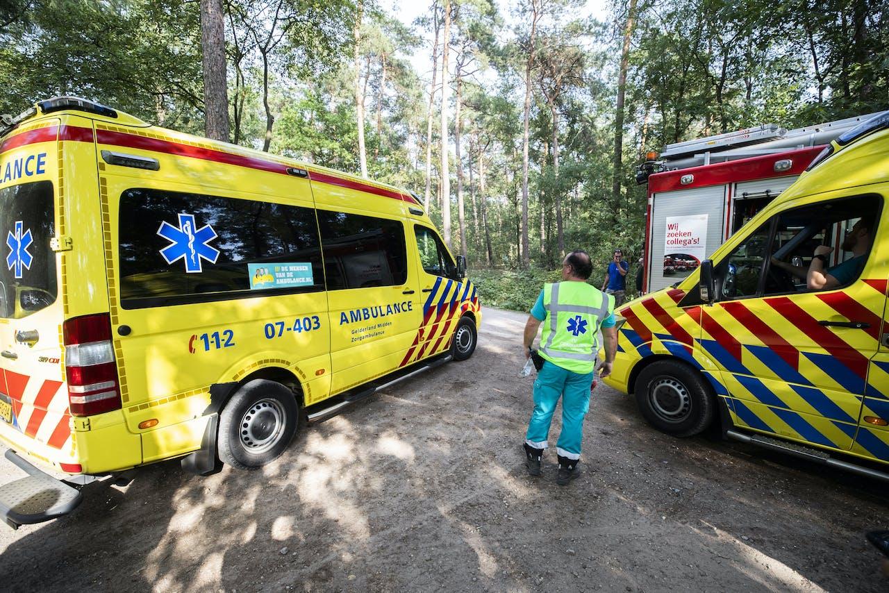 Hulpdiensten in Leusden