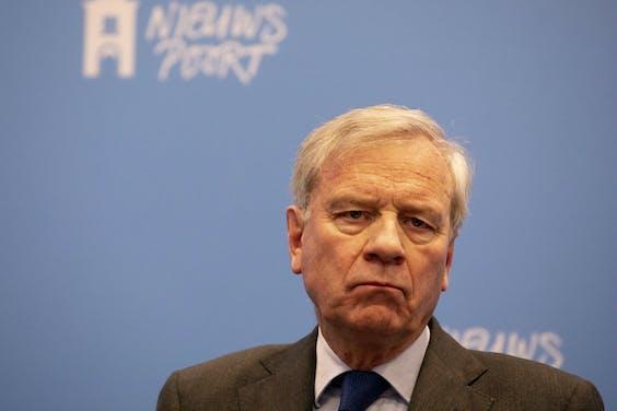 Voormalig NAVO-baas Jaap de Hoop Scheffer.