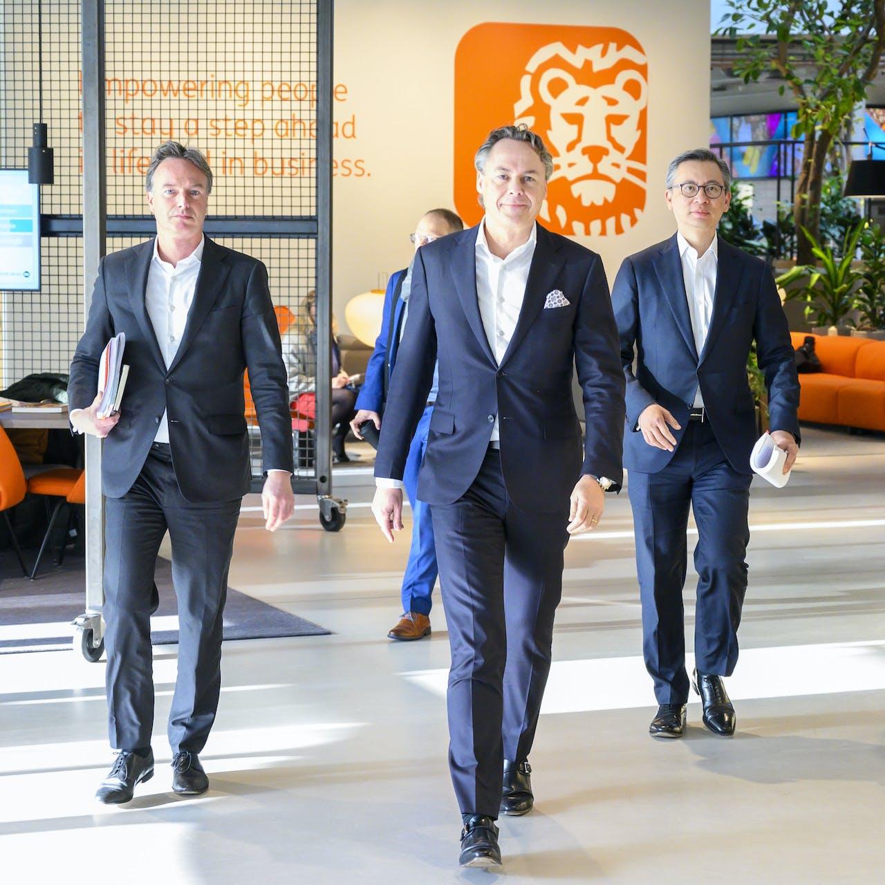 ING ceo Ralph Hamers wordt nieuwe topman van UBS'