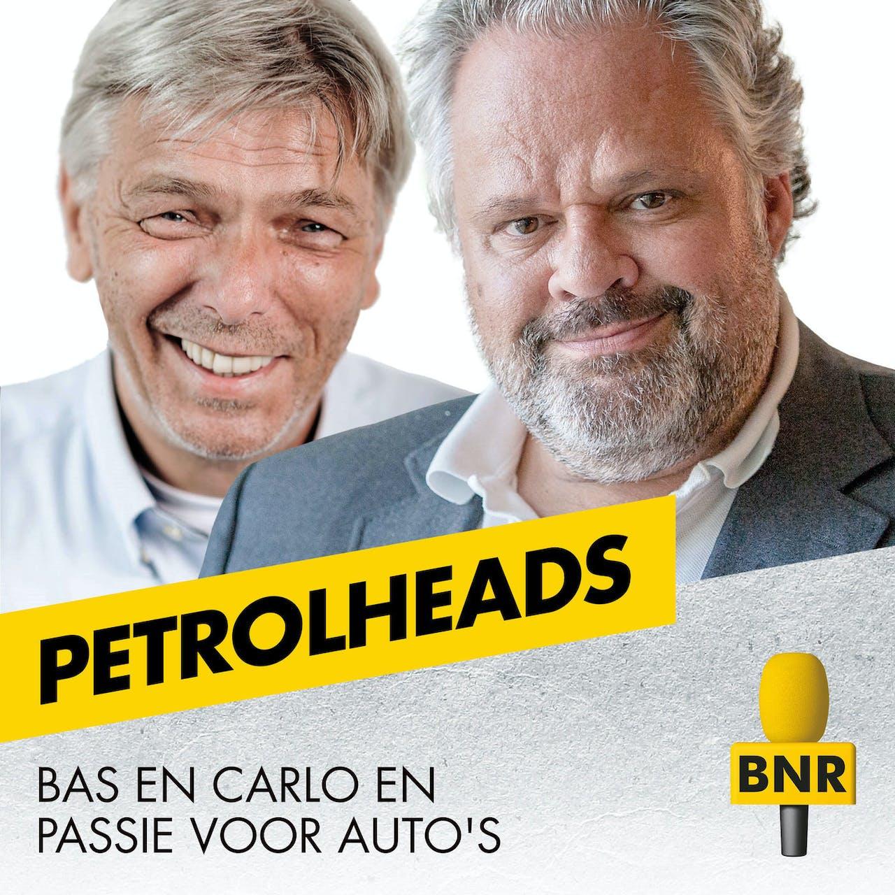 Carlo Brantsen en Bas van Werven - hosts BNR Petrolheads