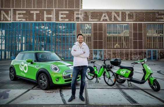 Go Sharing gaat ook e-bikes en deelauto's aanbieden