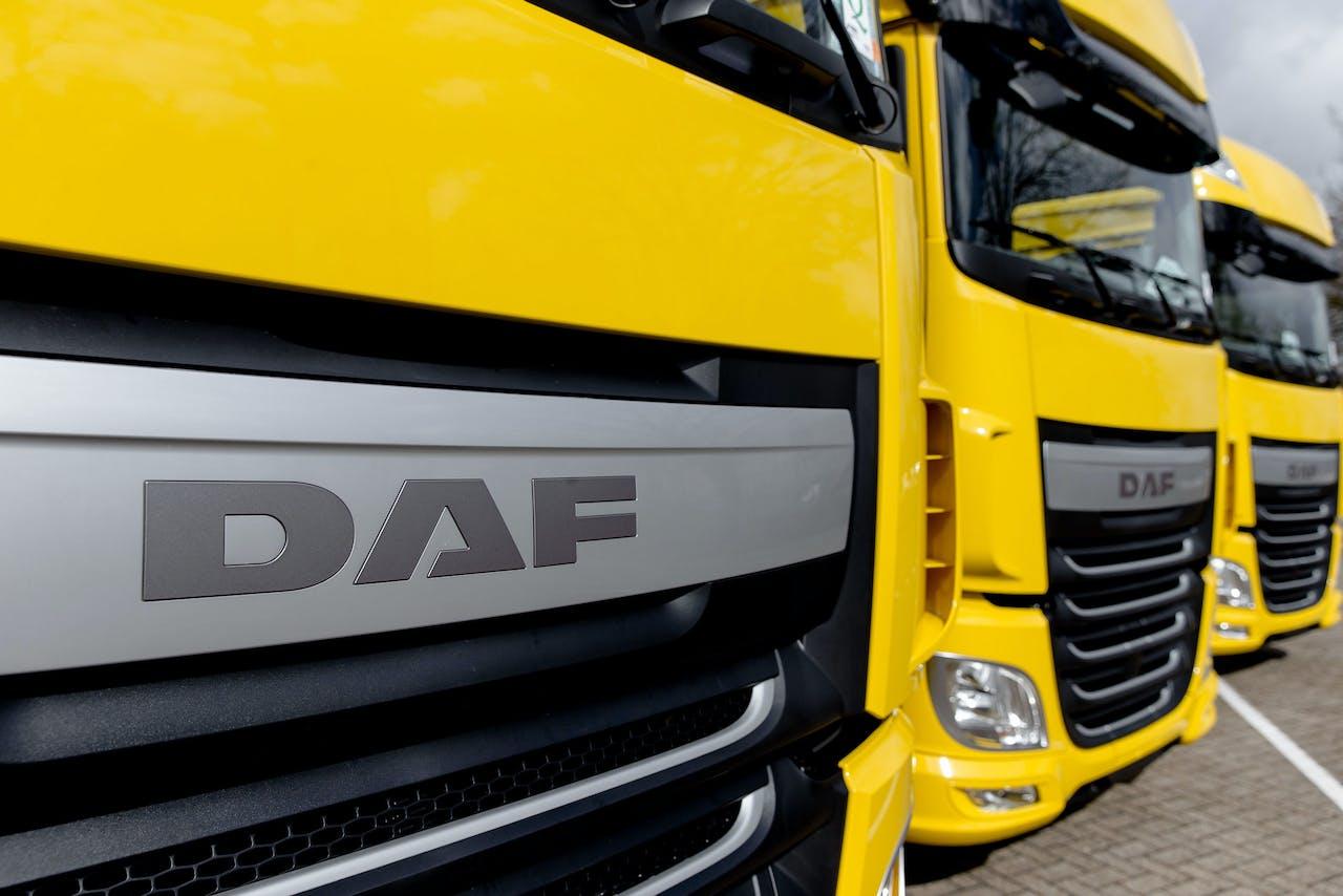 DAF Trucks in Eindhoven
