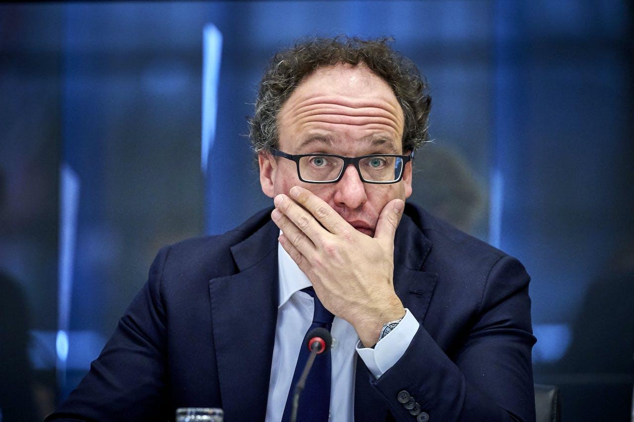 Minister Wouter Koolmees van Sociale Zaken en Werkgelegenheid (D66).
