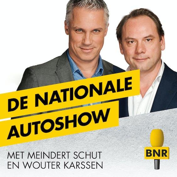 De Nationale Autoshow, de wekelijkse show van BNR over auto's en mobiliteit.