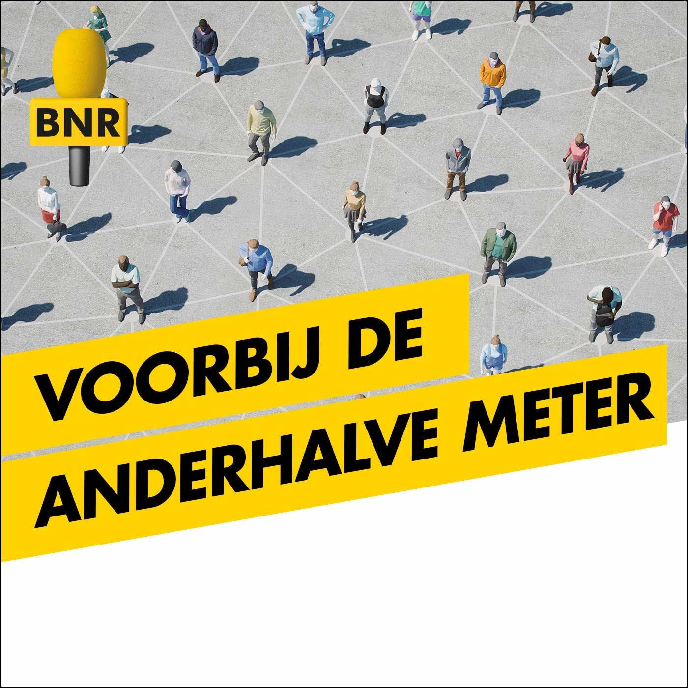 Voorbij de Anderhalve Meter | BNR logo