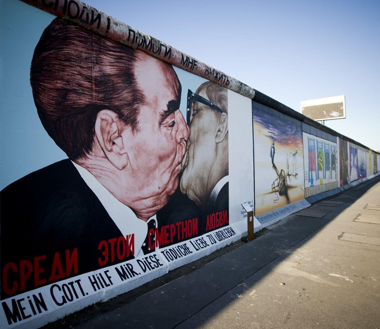 Ondernemen in Berlijn werd een stuk spannender na de val van de muur