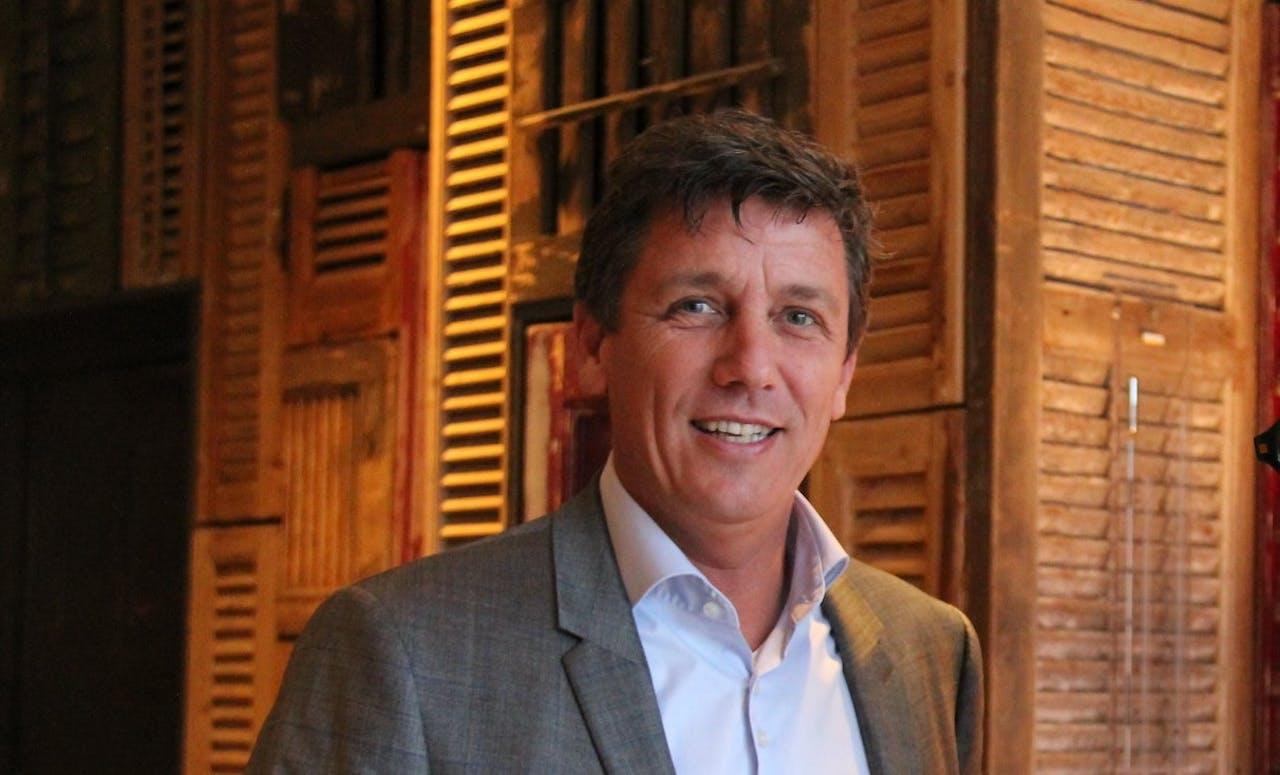 MKB-Nederland-voorzitter Jacco Vonhof