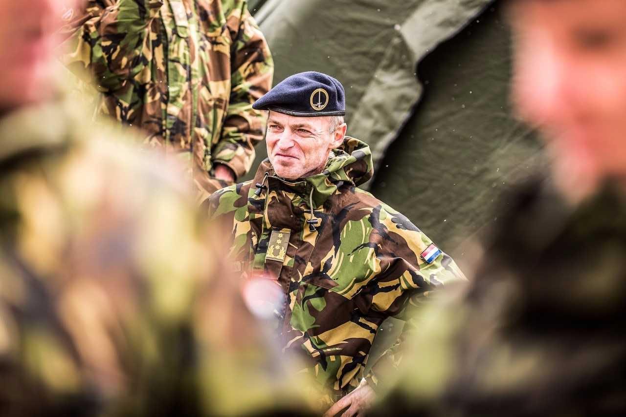 Generaal Michiel van der Laan